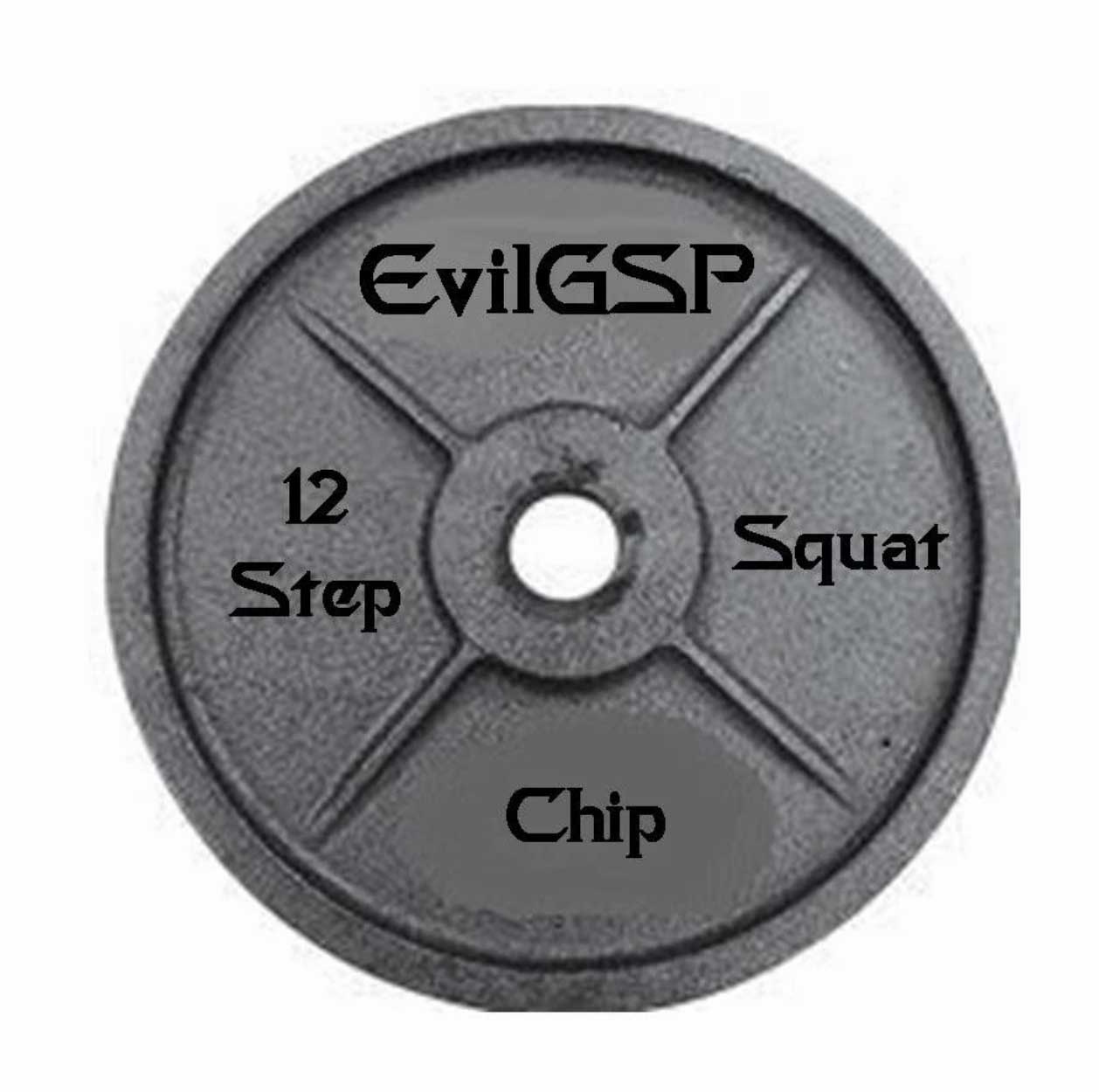 The EvilGSP 12 Step Program or The Steps For a Walkout Squat